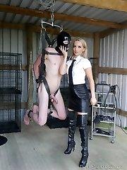 Courtneys Slave Toy