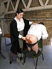 Rigorous Schoolmarm