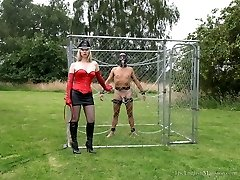 Caged And Chained