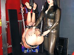 Trussed Up & Pegged