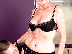 What Jamie Lee Didnt Do In True Lies, Misty Does Here!