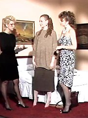 Alexa Parks, Alicia Monet, Porsche Lynn in vintage sex clip