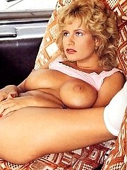Big titted seventies lady