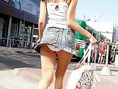 Funny upskirt collection