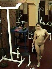 Naked mistresses make guy feel the hardest anguish