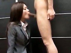 Splendid Japanese Babe Banged