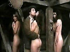 CMNF Vintage Spanish Scene