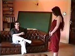 Horny amateur Vintage, BDSM porn scene