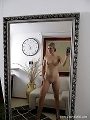 Bianca decided to show off for the camera and let all us horndogs see what she's got to fuck with! This girl next door nympho has caused trouble in the past but is so worth the fuck!