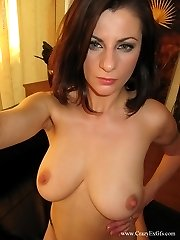 It's too bad Maike could be heartless sometimes because she's seriously fuckin hot. These used to be private pix but good for us as we get to see this cunt!