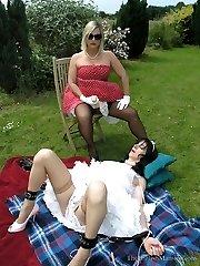 Petticoat Playtime