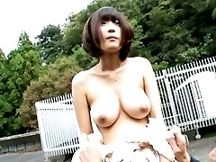 Delicious Yuzu Ogura surprises an elder man OutdoorJp.com