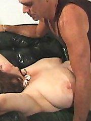 Watch those huge titties bounce shen she's fucked