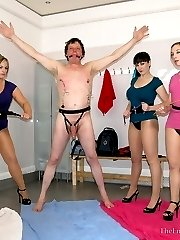 Mistresses Exercise Class