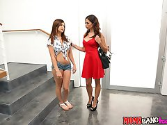 Watch momsbangteens scene give and take featuring leah gotti browse free pics of leah gotti from the give and take porn video now
