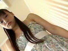 Japanese Solo Girl Nami Kimura Jerking