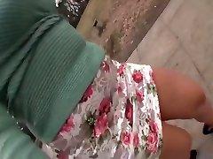 Incredible homemade Flashing, milfs porn episode