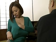 Ruri Saijou in Love Father In Law More Than Husband part 1.Two