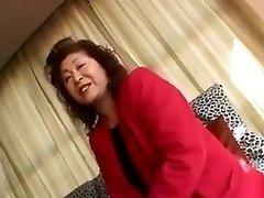 Japanese grannie 4