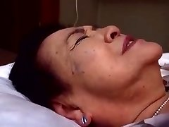 Japaneese grandmother, siep3 - screwing