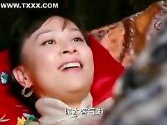 Asian video sex scene
