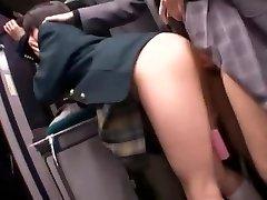Best Japanese whore Natsu Aoi, Yuu Shinoda, Hikaru Yuki in Incredible Onanism, Girl-on-girl JAV clip