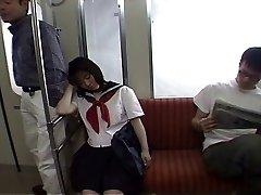 Att förföra en skolflicka i spårvägen