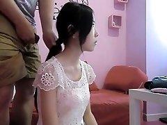 Calda Cinese Hairjob