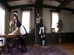 2 Japonské Služky