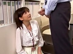 Horny Japanese bitch Ai Komori in Hottest Cumshots JAV movie