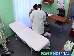FakeHospital Foreign patient with no health insurance pays the vag price for alternative treatment