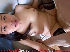 Asian chick for first orgasm! Sonnie premier porno ! French amat