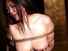 Risa Sakamoto in Slave Professor part 3