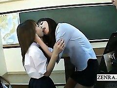 Titulky Japonskej školáčky učiteľ kiss rozhovory