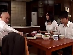 Next To The Mother ... Husband To Forgive Body To Sonny ... Fujie Yoshie Digital Mosaic Takumi
