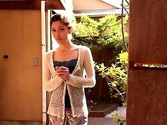 Meisa Asagiri in Wifey Lost Her Key part 2.1