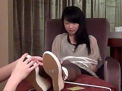 Chinese Pantyhose Tickling