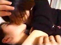 Japanese G/g Milfs Kissing