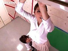 Hina Akiyoshi im Sinnlichen Ohne Höschen Lehrer Teil 2.1
