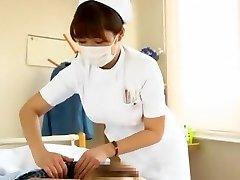 Fabulous Chinese model Megu Fujiura in Hottest Nurse, Fat Milk Cans JAV video