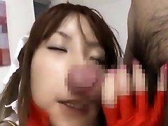 Chinese AV star Sumire Matsu crazy nosejob Subtitled