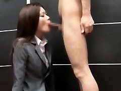 Luxurious Japanese Babe Banged