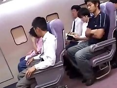Chinese cabin attendants service