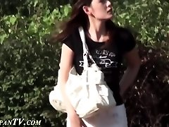 Asian ho privately pees