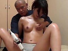 Asian rubdown fuck