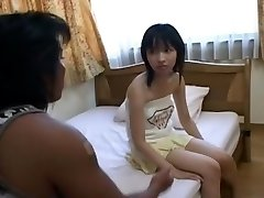 Kaori Wakaba Uncensored Gonzo Movie with Swallow scene