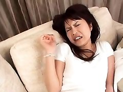 Pregnant asian bombshell doing doggystyle
