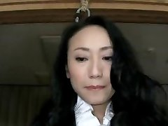 SM Play - Chinese Cougar- Wax & Vibrators