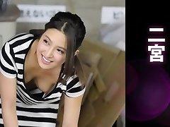 Wild Chinese model Minami Kashii, Nana Ninomiya,Reo Saionji in Best couple, finger-tickling JAV scene