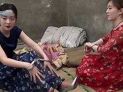 chinesische Mädchen im Gefängnis part4